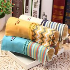 Case Bag Canvas Roll Smile Make Up Cosmetic Pencil Pen Brush Cases Pouch Purse
