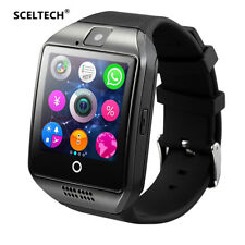 Bluetooth Smart Watch with Camera Sync SMS Smartwatch SIM Card For iOS Android