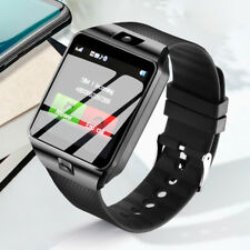 Smart Watch Bluetooth Support SIM TF Card Smartwatch iOS Android Sync Phone Call