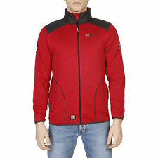 Sweat-shirts Geographical Norway Tuteur_man_red_dgrey Rouge Homme   Automne/Hive