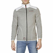 Sweat-shirts Geographical Norway Tuteur_man_bgrey_white Gris Homme   Automne/Hiv