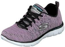 Skechers Flex Appeal Zapatillas Zapatillas Zapatillas 12756 LAV Rosa NUEVO