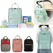 Large Capacity Oxford Travel Backpack Baby Bag Tote Portable Ultralight Bag for