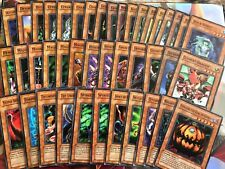 Yu Gi Oh Effect Monster Cards Common 1st Edition
