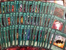 Yu Gi Oh Spell Cards Common 1st Edition