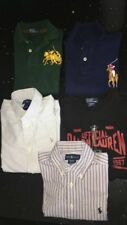 Genuine Ralph Lauren Boys Shirts and Top Ages 6-10