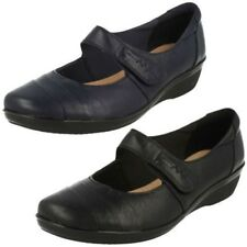 Mujer Clarks Suave Zapatos Formales everlay kennon