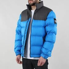 The North Face Men's New 1992 Nuptse Goose Down Insulated Jacket Bomber Blue