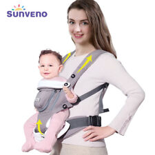 Baby Carrier Ergonomic Breathable Front Facing Infant Sling Backpack Pouch Wrap