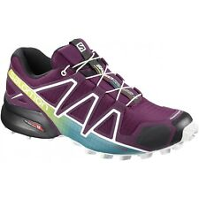 Scarpe Salomon Speedcross 4 W Scuro Viola