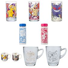 Pokemon Center Glass Cup Glas Tassen Flaschen Bottle Mug zum Aussuchen/to choose