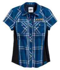 Harley-Davidson Women's 115th Anniversary Limited Edition Check Shirt 99046-18VW
