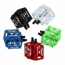 """Bicycle Pedal 9/16"""" Thread Parts Super Strong Ultra Light Platform Pedals"""