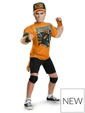 WWE John Cena Classic Muscle Costume Boys Childrens