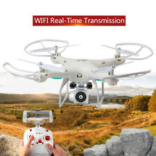 RC Drone Wide Angle Lens Quadcopter WiFi FPV Live Helicopter Hove With HD Camera