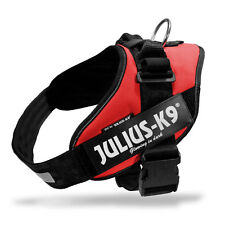 Julius K9 IDC Powerharness Dog Harness red NEW