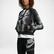 NIKE INTERNATIONAL WOMEN'S BOMBER JACKET Size M S