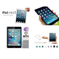 New Apple iPad Mini 3 Tablet 16GB 32GB 64GB Wifi and Cellular 4G Model UK Seller