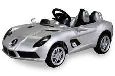 Infantil Electro Auto Mercedes SLR Mclaren Stirling Moss Coche Niños Vehiculo