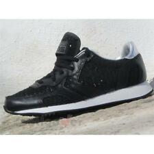 Scarpe Converse Auckland Racer OX 552687c donna Black Crochet Leather Limited Ed