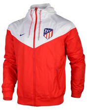 Atletico Madrid Nike Giacca Sportiva Sport Jacket Rosso Windrunner 2018 19