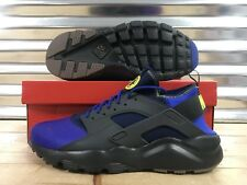 Nike Air Huarache Run Ultra SE Running Shoes Anthracite Blue SZ ( 875841-001 )