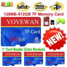 Micro TF Flash Memory Card SD Card 8GB-512GB Class 10 for Camera Cell Phone Lot