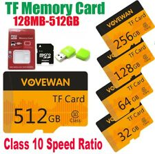 16/32/64/128/256/512GB Micro TF Memory Card iflash drive Class 10 for Phone Lot