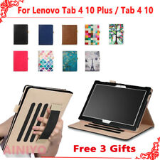 Case For Lenovo Tab4 Tab 4 10 Tb-X304L Tb-X304F/N Smart Cover For Lenovo Tab 4 0