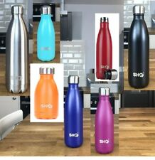 SHO Bottle - Ultimate Insulated, Double Walled Stainless Steel Vacuum Flask ...