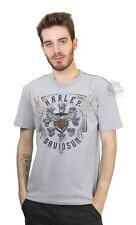 Harley-Davidson Men's 115th Anniversary Limited Edition Grey Dealer T-Shirt