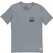 Camiseta Element Rivers Encargado De La Gris Heather