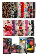 "Alcatel One Touch Pixi 3 (4.5"") 4027 Fresco Impreso Estampado Funda Tipo Cartera"