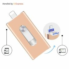 Usb Flash Drive 3.0 Otg For Iphone 5/5S/5C/6/6 Plus/7/Ipad/Android Pendrive Usb1