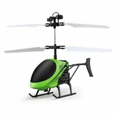 Flying Helicopter Mini RC Infraed Induction Aircraft Quadcopter Remote Controlle