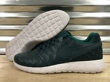 Nike Roshe Tiempo VI FC QS Running Shoes Midnight Turquoise SZ ( 861459-300 )