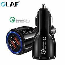 USB Charger Quick Charge 3.0 2.0 Mobile Phone Charger 2 Port USB Fast Car Charge