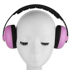 Baby Hearing Protection Muff Adjustable Headband Soft 3 Layer Noise Reduction
