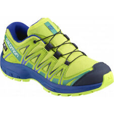 Salomon XA Pro 3D CSWP enfant acid lime / surf the web