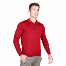 Trussardi 32M34INT Red Polo RRP £89
