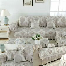 Sofa Covers Couch Corner Slipcover Lace Lace European Style Settee Protector New