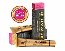 2x Dermacol Make Up Cover SPF30 Waterproof Hypoallergenic 30g Boxed Choose Shade