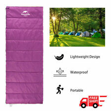 Portable Lightweight Waterproof Single Sleeping Bag Mat Camping Hiking Outdoor