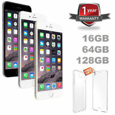 Apple iPhone 6 Plus 16GB 64GB 128GB Factory Unlocked SIM FREE Without Contract