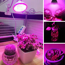 9E5A LED Indoor Hydroponic Plant Grow Light Full Spectrum UFO Flower Grow Lamps