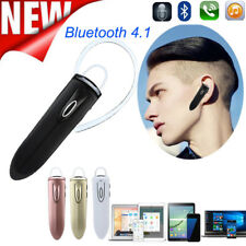 Bluetooth 4.1 Wireless Headset Earbud Headphone Earphone With Mic For iPhone PC