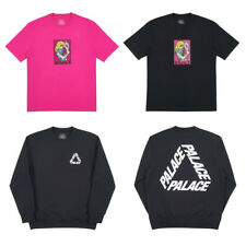 NEW Palace SS18 Mangal T-Shirt / P-3 Crew BNWT ALL IN HAND FAST DISPATCH