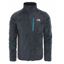 The North Face M Radium Highloft Orsetto Inserti Elasticizzato Grigio Uomo T933G