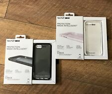 Tech 21 Evo Check Protective Case Cover FlexShock For Apple iPhone 7 Brand New