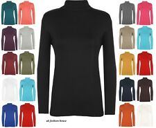 11KIDS Filles Col Polo T Shirt Pull Manches Longues Haut Ans 5-13 Ans